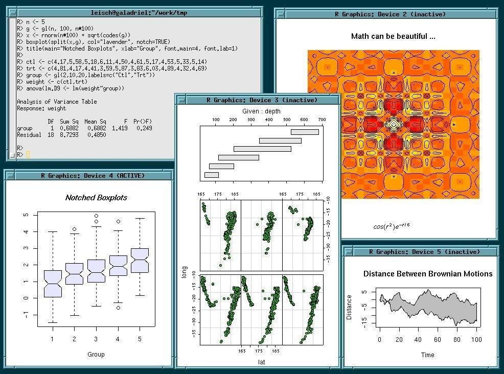 R (programming language) Alternatives and Similar Software ...